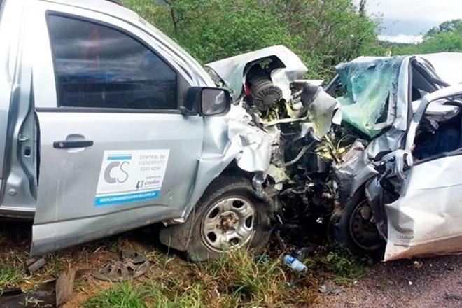 Batida deixa quatro mortos e dois feridos gravemente no norte da Bahia
