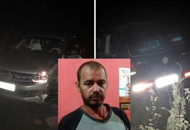 Tanhaçu: Acidente envolve vereador de Brumado e deixa uma vítima fatal