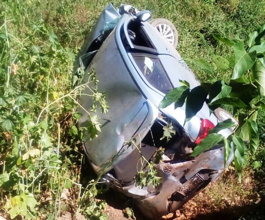 Livramento: Identificada vítima que sofreu acidente na Serra das Almas na manhã desta sexta-feira (26)