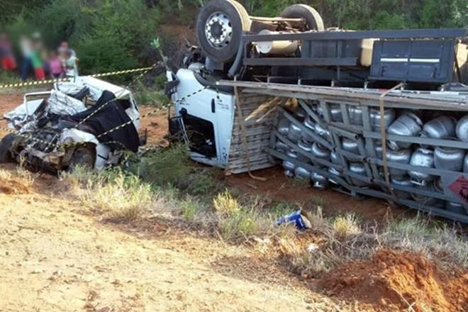 Homem morre vítima de acidente entre os municípios de Tanhaçu e Ituaçu