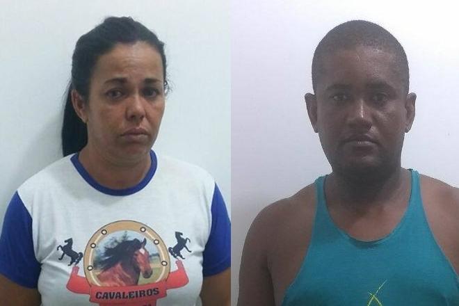 Paramirim: Casal que matou mulher a facadas é preso após rápida ação das forças de segurança