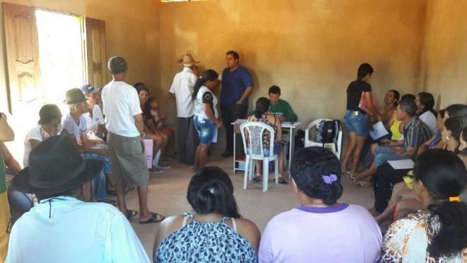 Livramento: Secretaria de Agricultura promoveu reunião em que aconteceu a renovação do crédito Agroamigo para 38 agricultores