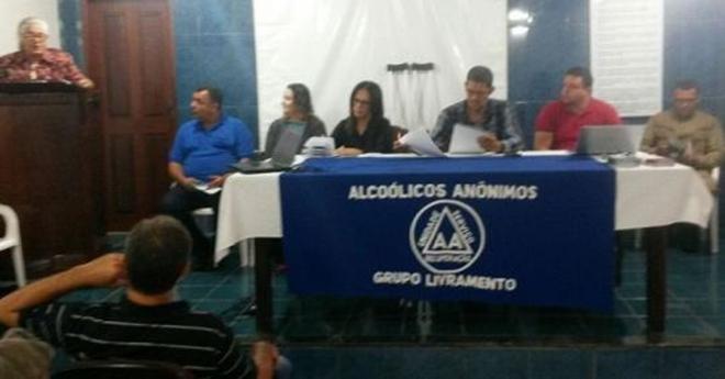 Em Livramento, Alcoólicos Anônimos comemorou 23 anos de fundação