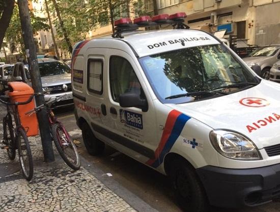 Dom Basílio: Prefeito esclarece sobre ambulância no Rio de Janeiro
