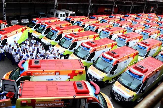 Livramento de Nossa Senhora receberá ambulância de alta complexidade e para atenção básica