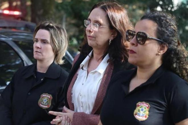 Irmã do senador Aécio Neves é presa em Belo Horizonte