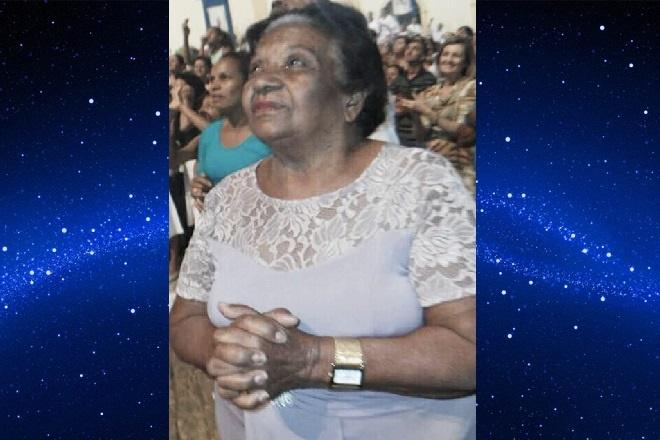 Luto: Maria Aparecida Neves dos Santos