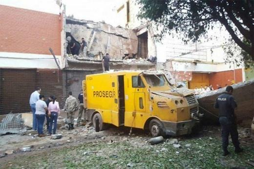 Dois presos após mega-assalto no Paraguai eram procurados pela polícia da Bahia