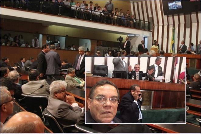 Por Unanimidade Assembleia Legislativa do Estado da Bahia põe fim à reeleição à presidência