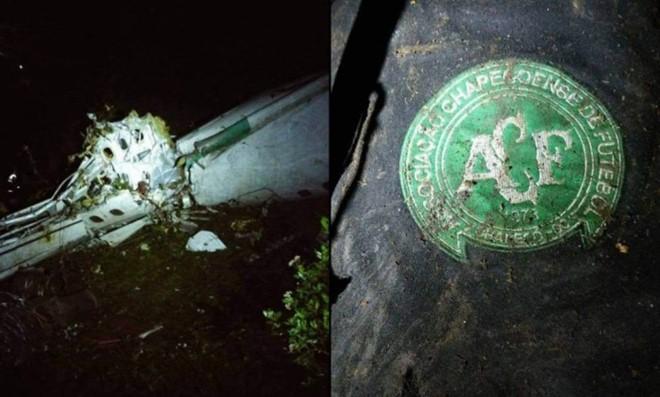 Polícia confirma 76 mortos em avião da Chapecoense
