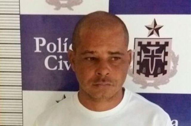 Homem é preso suspeito de estuprar a filha de 15 anos em Feira de Santana