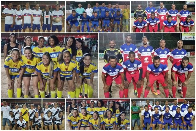 Confira o resultado da rodada de quarta-feira do Campeonato Beira Rio