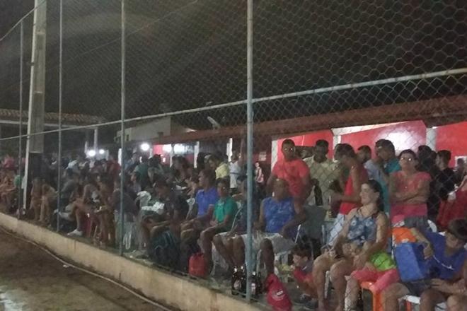 Nesta quarta feira tem mais uma rodada do Campeonato do Clube Beira Rio 2017