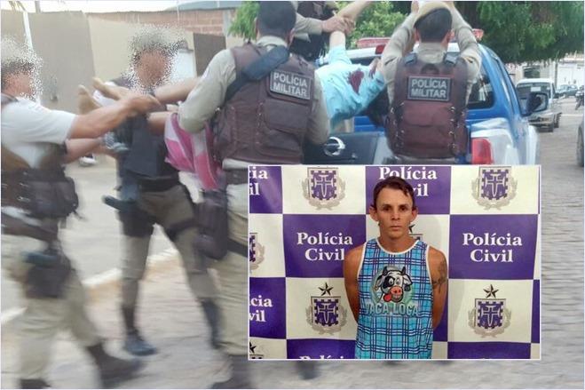Após fugir da Polícia e se esconder em uma casa bandido é morto a tiros em Brumado