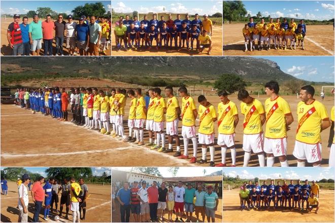Campeonato Rural Livramentense de Futebol teve jogo de abertura realizada na tarde deste sábado