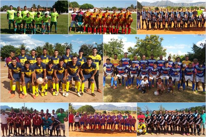 Confira resultado da 1ª rodada do Campeonato Rural Livramentense de Futebol 2017