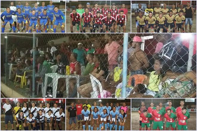 Campeonato do Clube Beira Rio 2017: Confira resultado da rodada de sábado (11)