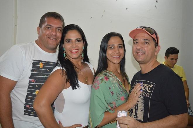 Carnaval 2017: Banda Leva, Djuamba e Allan Junior animaram a noite de segundafeira em Rio de Contas
