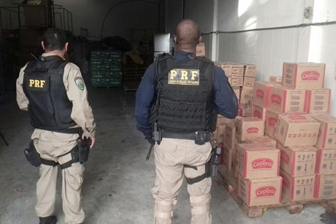 Operação de combate a roubo de cargas prende ao menos 16 pessoas na Bahia