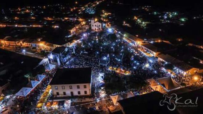 Carnaval/2017 de Rio de Contas/BA: alegria e segurança