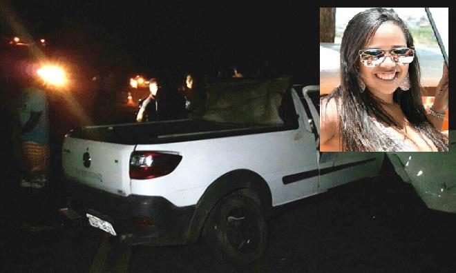 Secretário da Prefeitura de Jaguaquara fica ferido e enteada morre em acidente na BR-420