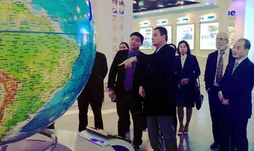 Projetos da FIOL e Porto Sul voltam a ser discutido com investidores chineses