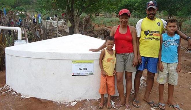 Com investimento de R$ 17,3 mi, Fundação BB vai implantar 130 cisternas na Bahia