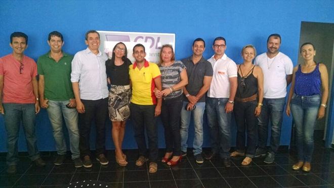 Livramento: Comissão organizadora dos festejos juninos se reuniram com a CDL