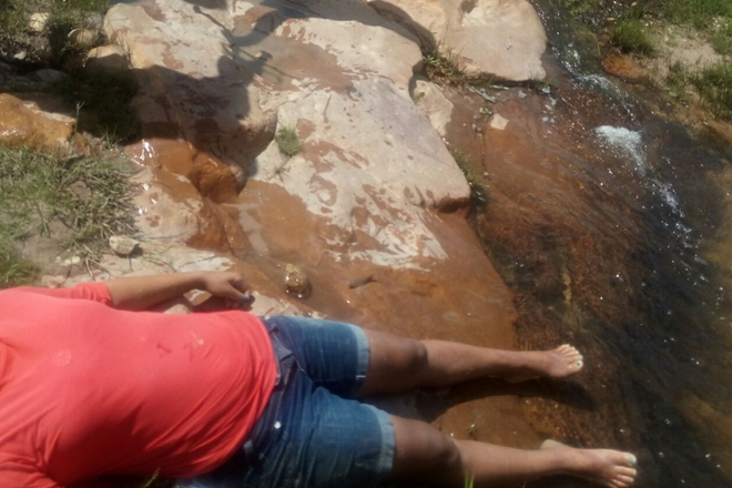 Érico Cardoso: Corpo de mulher é encontrado em rio no Distrito de Rio da Caixa
