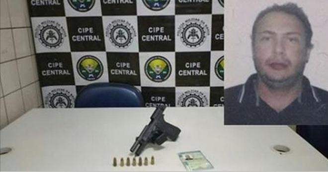Acusado de liderar quadrilha de roubo a bancos na Bahia morre em confronto com a CIPE Central