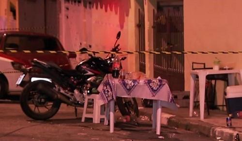Assaltante mata comparsa depois de desentendimento sobre disparo em vítima