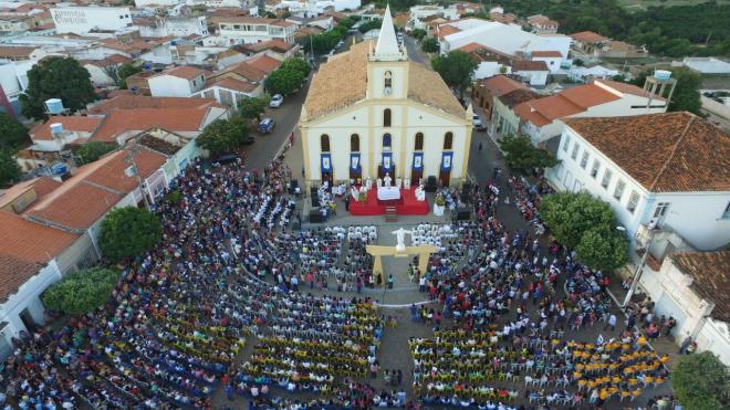 Jubileu de Ouro marcou a comemoração dos 50 anos de fundação da diocese de Livramento de Nossa Senhora