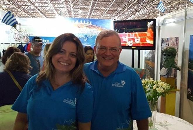 Brasil: Esposa e amante são acusados de matar embaixador grego
