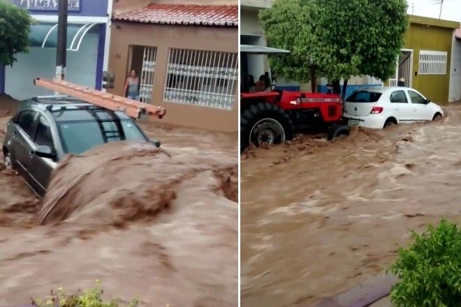 Cipe Nordeste arrecada donativos para vítimas de enchente em Novo Triunfo
