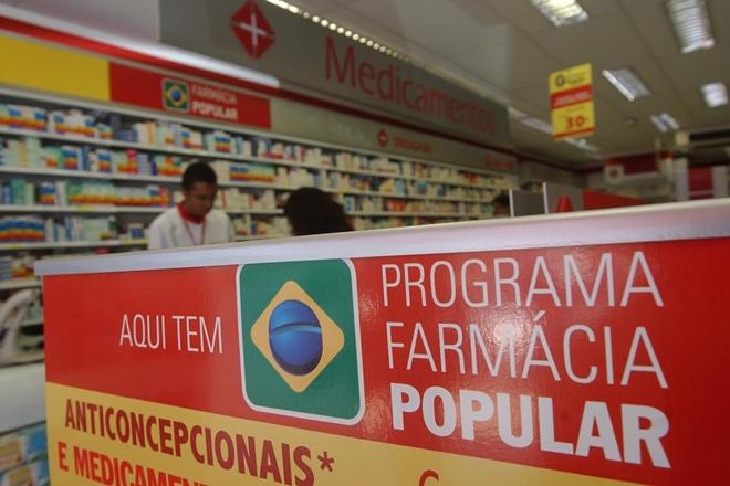 Governo anuncia aumento na verba para a Rede Farmácia Popular