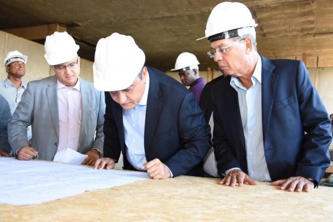 Conquista: Obras do novo aeroporto devem ser concluídas no primeiro semestre de 2018