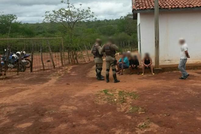 Corpos de pai e filho encontrados mortos na zona rural de Brumado são identificados
