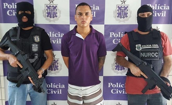 Integrante do PCC investigado por homicídios é preso no sul da Bahia