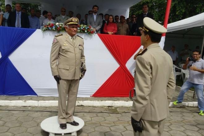 Santo Antonio de Jesus: Tenente Coronel Irlando Oliveira assume o 14º Batalhão de Polícia Militar