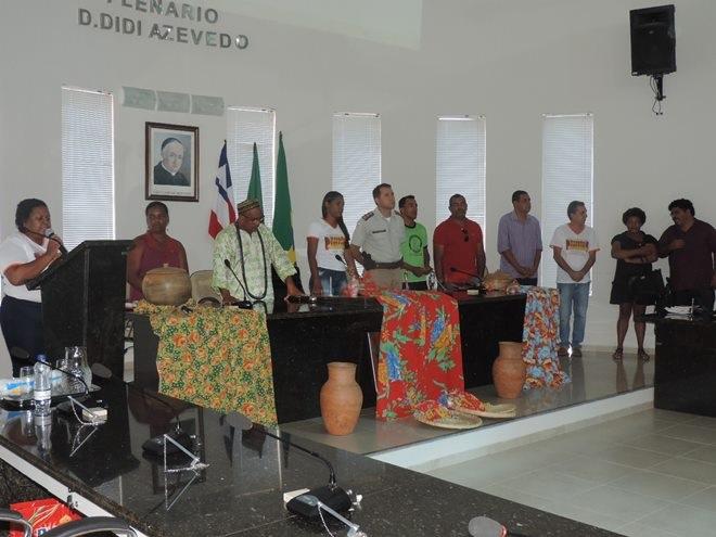 Em Livramento, Instituto Semiárido ISA, realizou seminário na câmara de vereadores