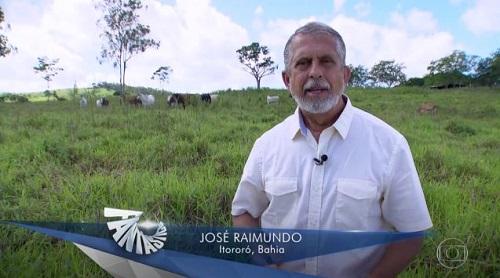 Fantástico destaca Fazendas milionárias de Geddel, no Sudoeste baiano