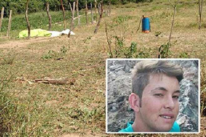Aracatu: Jovem morre eletrocutado em cerca de propriedade rural da família