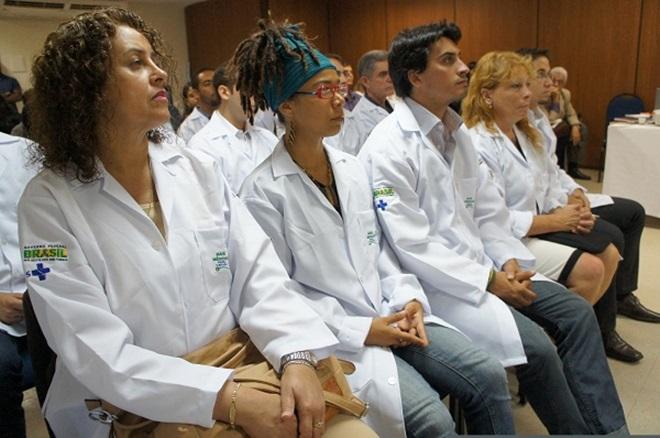 Bahia recebe mais de 197 profissionais para o Mais Médicos