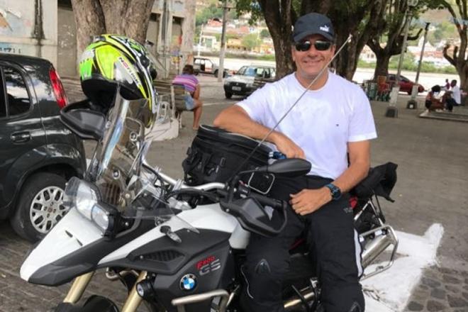 Major da Polícia Militar morre em acidente de moto na BA-026 a caminho de Rio de Contas