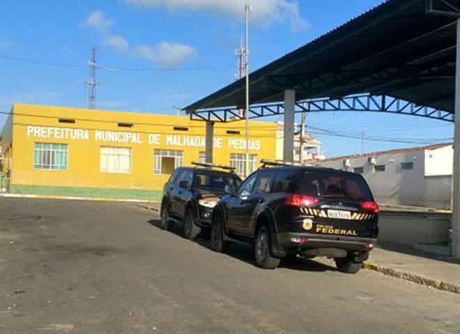 Polícia Federal e CGU combatem fraudes em municípios do Sudoeste Baiano