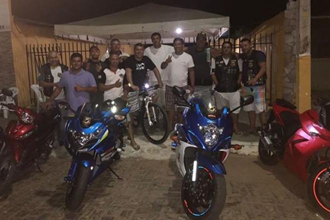 Moto Clube Mamutes do Sertão está comemorando 3 anos de existência