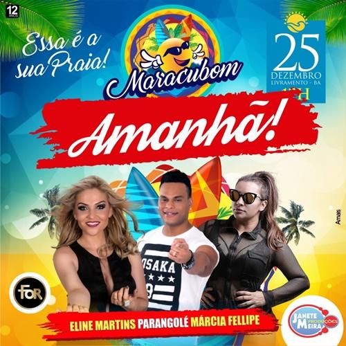 Maracubom Indoor: Contagem regressiva, é amanhã
