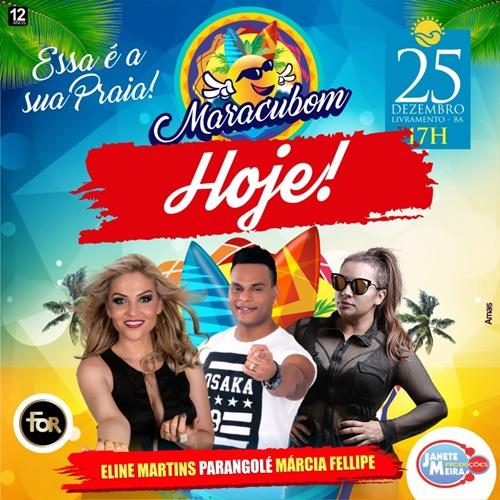 É Hoje: Maracubom Indoor acontece neste domingo (25)
