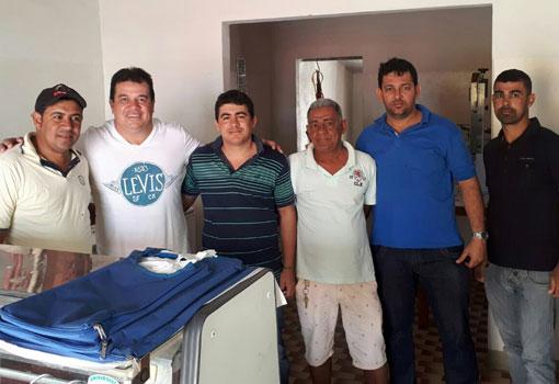 Demandas de Ituaçu são entregues ao deputado Marquinho Viana