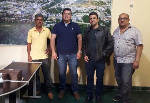 Deputado Marquinho Viana visita mais uma vez o município de Rio de Contas
